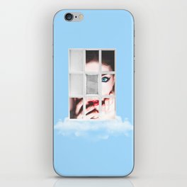 Toi (you) iPhone Skin
