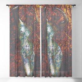 Wild Sheer Curtain
