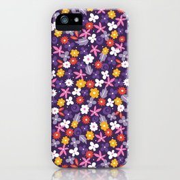 Ditsy Heart iPhone Case