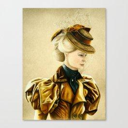 Edith Cushing Canvas Print