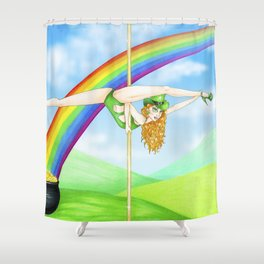 March 2017 Shower Curtain