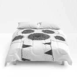 Cat Paw Comforters