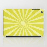 neon iPad Cases featuring Neon by Ilona