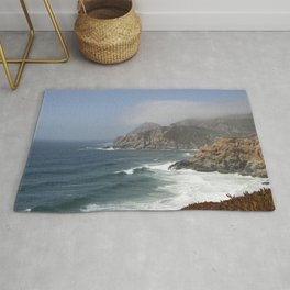 Southern California Coast Rug