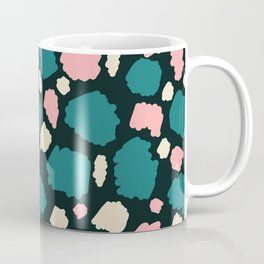 abstract paint swatches Coffee Mug