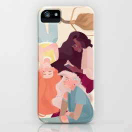 Favorite Witches iPhone Case