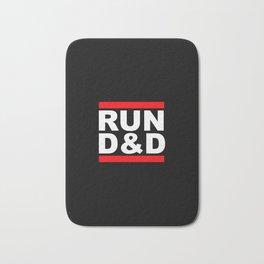 Run D&D Bath Mat