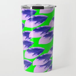 The Limeade Leaves Travel Mug