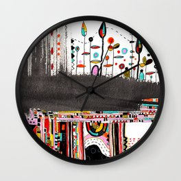your sky Wall Clock