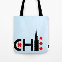 The Chi Tote Bag
