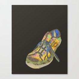 Sneaker Slob Canvas Print