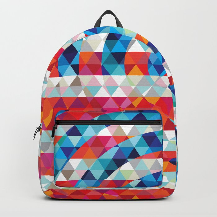 Abstract America Backpack