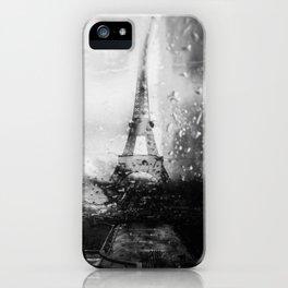 Paris ne finit jamais iPhone Case