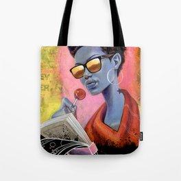 SUCKA FOR CASH Tote Bag