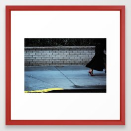 The Devil Wears Prada Framed Art Print