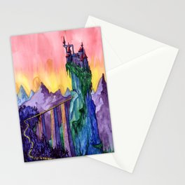 Castle Dracula Stationery Cards