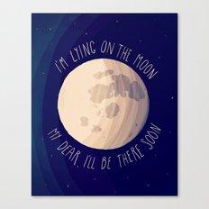 Moon Song Canvas Print