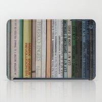 marx iPad Cases featuring Marx Lenin Engels Revolucion Socialismo by Sanchez Grande