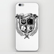 Family Coat of Arms iPhone Skin