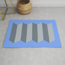 'Original Geometric Design' Rug