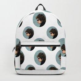 Bob Dylan Portrait Backpack