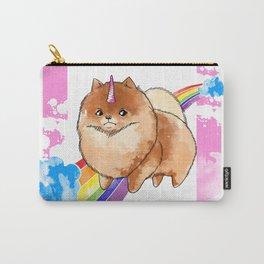 Pomeranian unicorn Carry-All Pouch