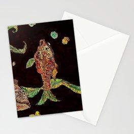 rainbow fish Stationery Cards