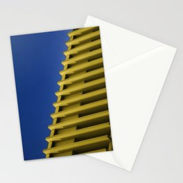 Blue&Yellow Stationery Cards