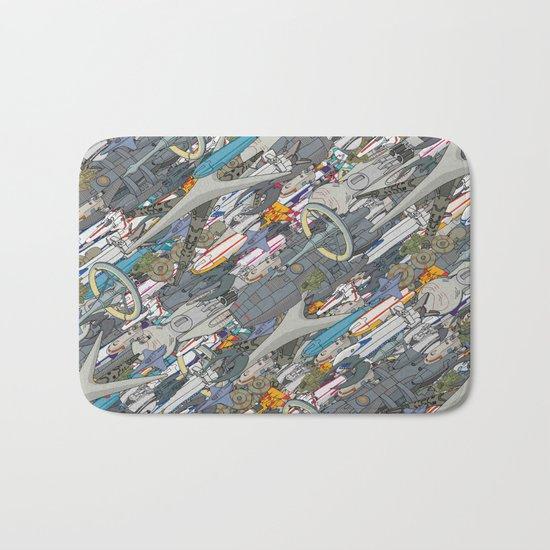 Battlestar Bath Mat