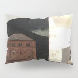 Contrasts of times in Liverpool Pillow Sham