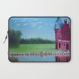 """The Spell"" (Wild Swans) Laptop Sleeve"