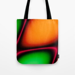 The Gala Abstract Tote Bag