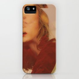 No Blood iPhone Case