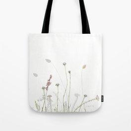Liebetland Flowers Amongst The Fynbos, 2018 Tote Bag