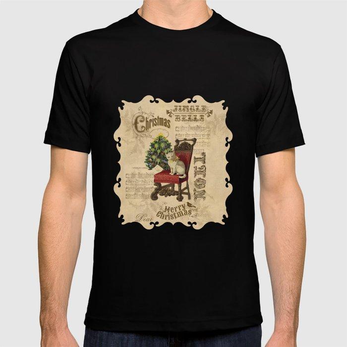 vintage christmas t shirts