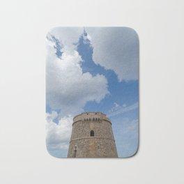 Tower Alcaufar, Menorca Bath Mat