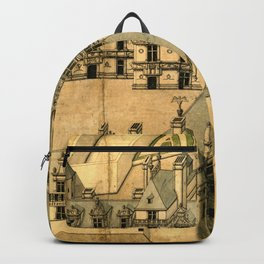Chateau d'Assier 1680 Backpack