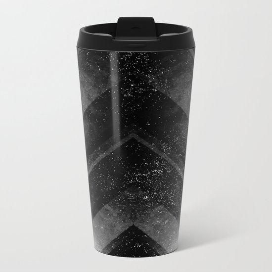 Black Magic Metal Travel Mug