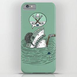 The Enforcer Shark iPhone Case