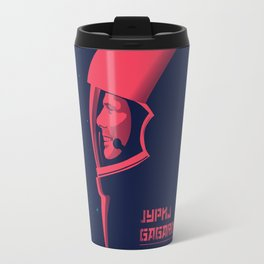 Jurij Gagarin Travel Mug