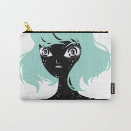 space babe I Carry-All Pouch