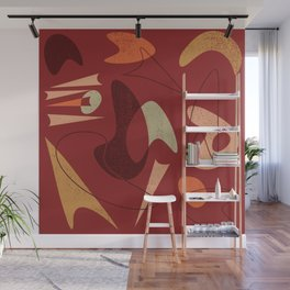 Mota Lava Wall Mural