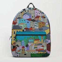 Corfu Town Backpack