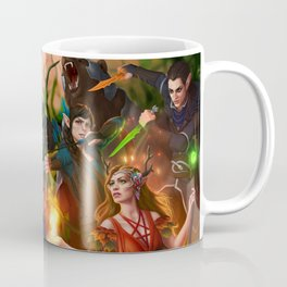 Ready for Battle Coffee Mug