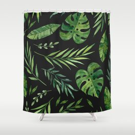 Tropical Summer 005 Shower Curtain