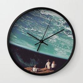 Astronomical Limits Wall Clock