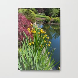 The Color of a Memory Metal Print