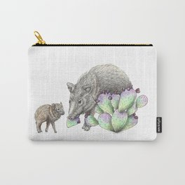 Javelina Family Carry-All Pouch