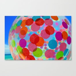 amazeballs Canvas Print