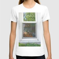 garfield T-shirts featuring Garfield in the House by Cody_Van